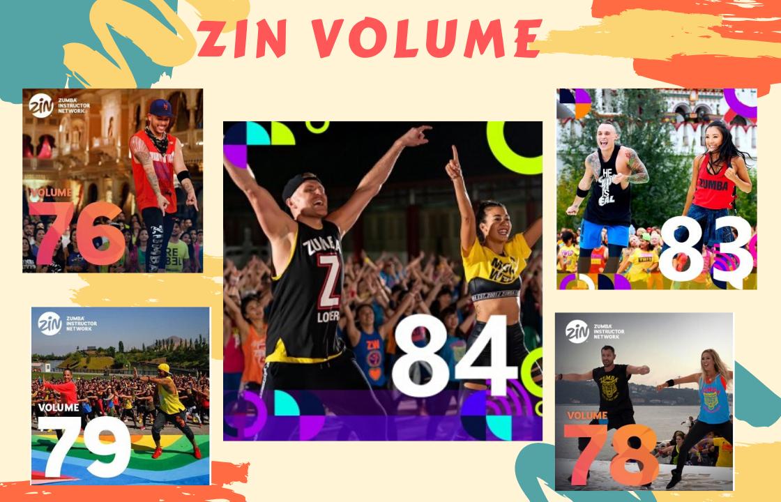 zin volume